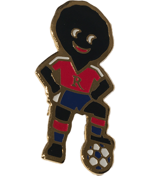 Robertsons Badge: Soccer