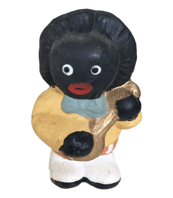Music Player Golliwog
