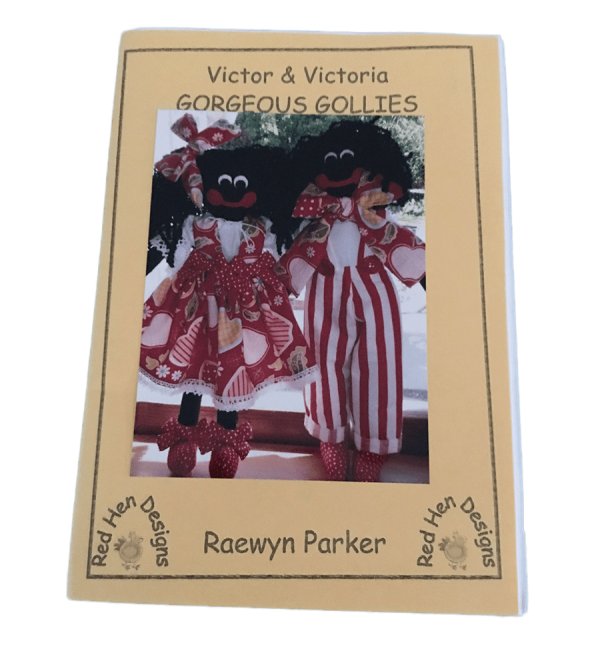 Victor and Victoria Golliwog Book
