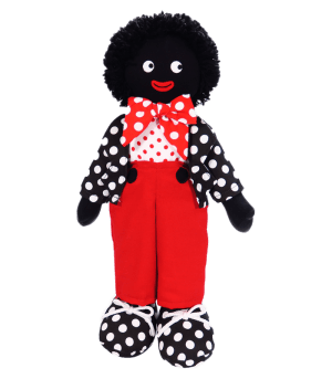 Kate Finn – Preston 41cm Golliwog