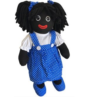 Maplewood: Betty 35cm Golliwog