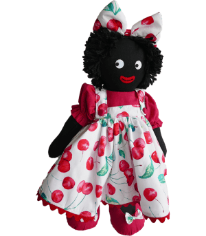 Kate Finn: Cherry Girl Golliwog