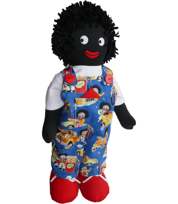 Kate Finn: Chris Boy Golliwog