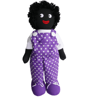 Kate Finn: Logan Boy Golliwog