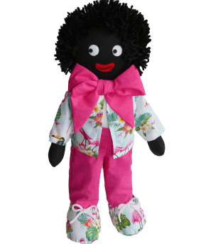 Kate Finn: James Boy Golliwog