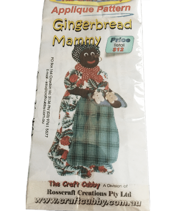 GINGERBREAD MAMMY