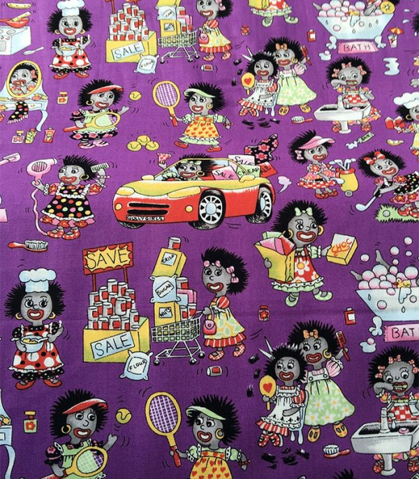 Fabric: Busy Golly Ladies