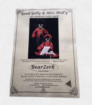 Good Golly and Miss Molly by Bear Zerk