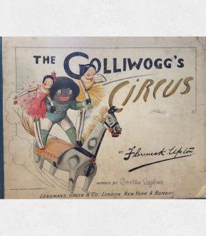 The Golliwogg's Circus By Florence Upton