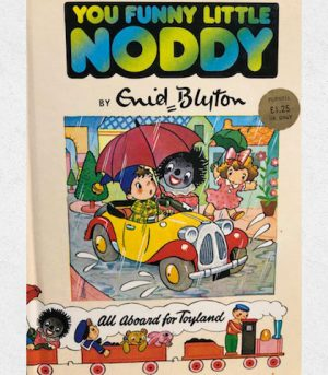 You Funny Little Noddy Book