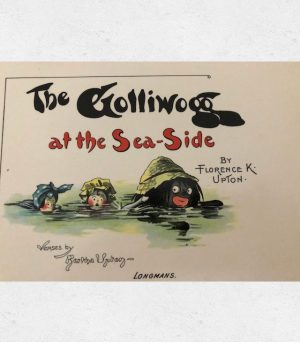 The Golliwogg At The Sea-Side Book